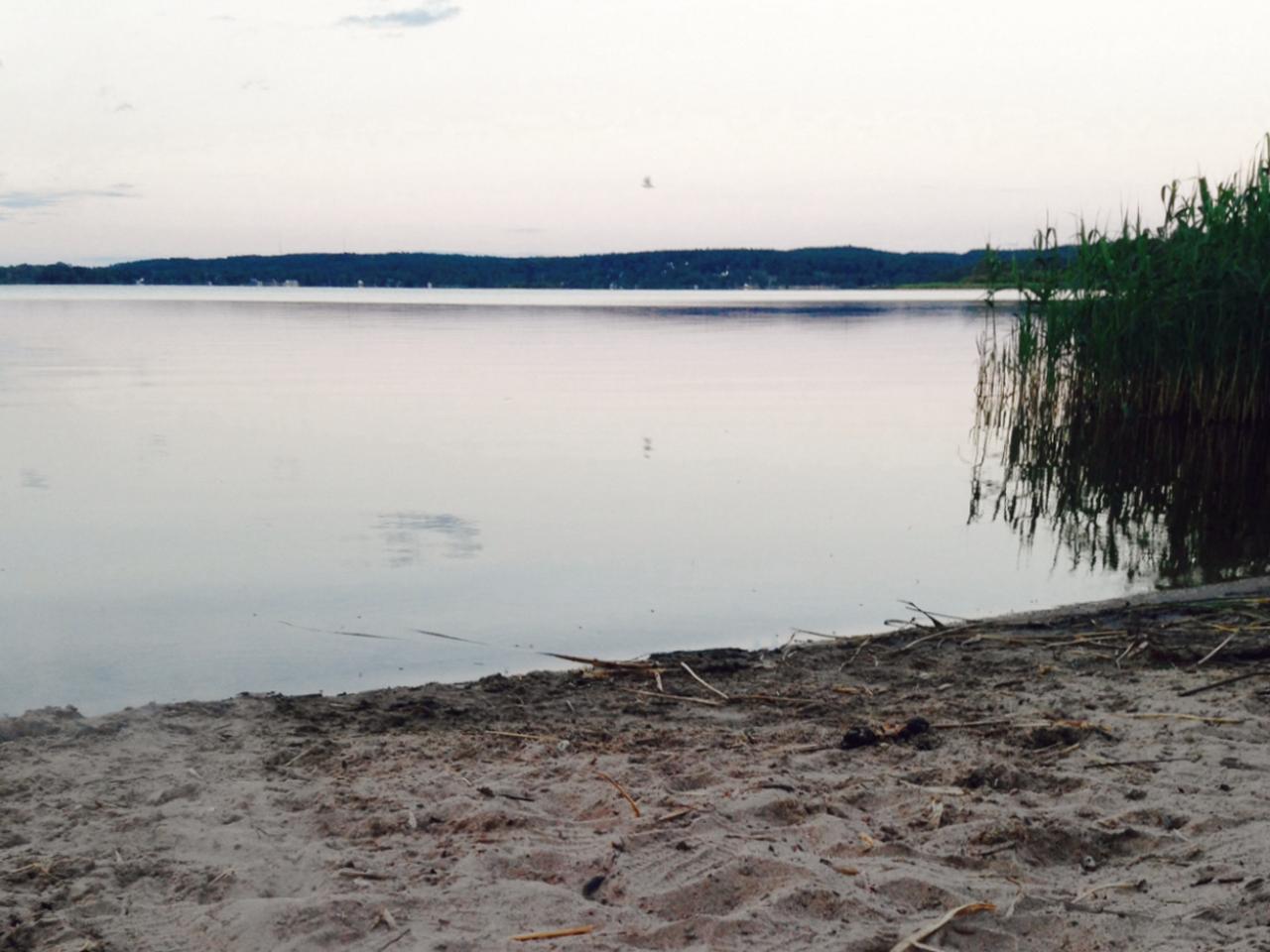 Finjasjön runt: varierad vandring med övernattning UtiSyd